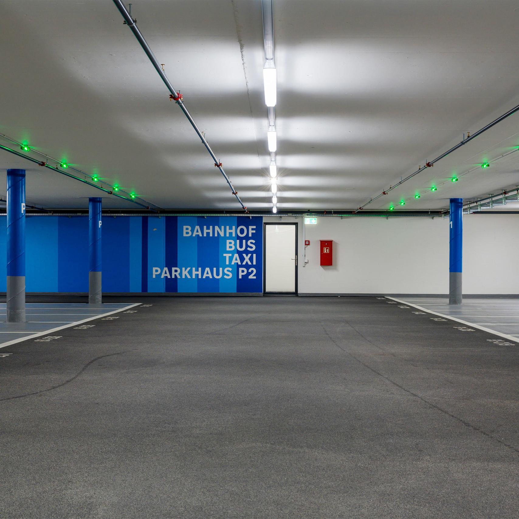 Parkhaus Bahnhof