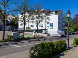 Einfahrt Parkhaus Altstadt